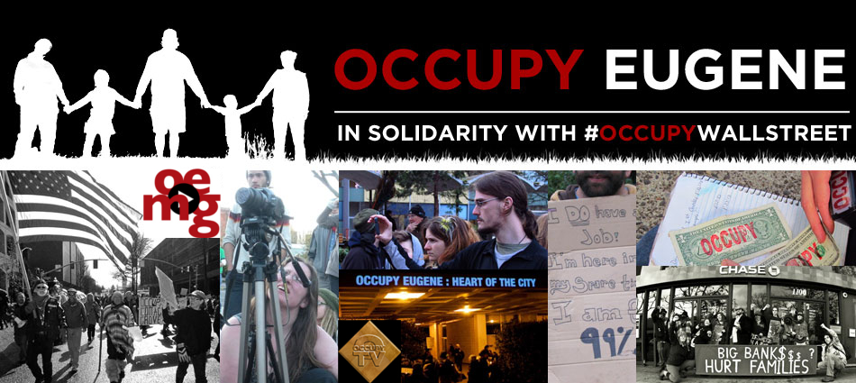 Occupy Eugene Media Group