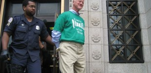 Occupy Radio: 13/11/6: George Lakey, the Ju-Jitzu of Nonviolence