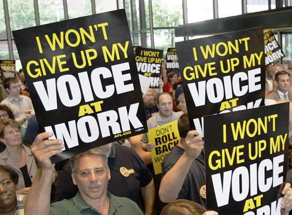 voice at work