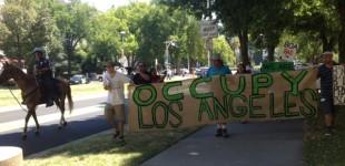Occupy LA w:Daniel