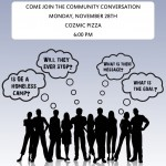 Why Occupy? A Community Conversation 11/28