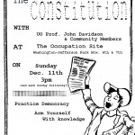 12.11 Free classes: Understanding the Constitution