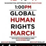 12. 10 Global Human Rights March