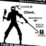 1/23/12 Urban Ninja Banks March