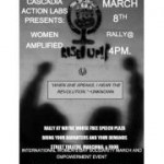 Women Amplified: International Women's Day March