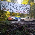 Help Cascadia Forest Defenders Stop Logging in the Goose Timber Sale
