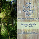 Beyond Toxics' Resilient Forestry Tour
