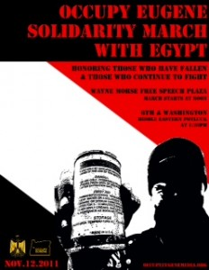 Defend the Egyptian Revolution – End Military Trials for Civilians