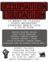 Occupation Education Day-long Training