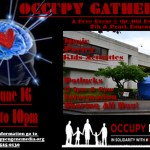 Occupy Gathering