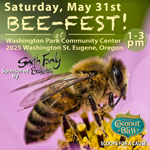 Beyond Toxics: BEE-FEST! A celebration of America's most bee-friendly city